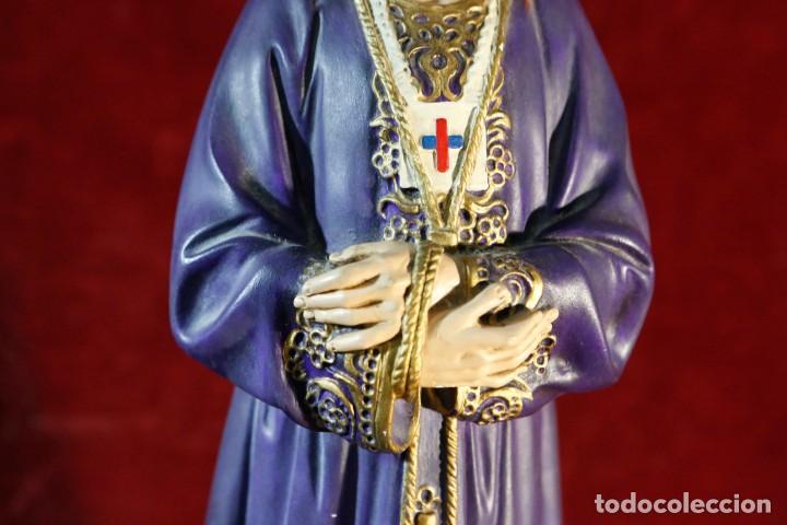 Arte: Cristo de Medinaceli de 55 cm de altura, sellado Cintas - Foto 3 - 133789318