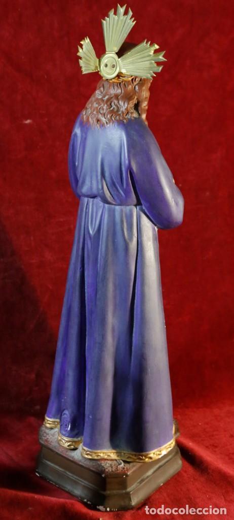 Arte: Cristo de Medinaceli de 55 cm de altura, sellado Cintas - Foto 5 - 133789318