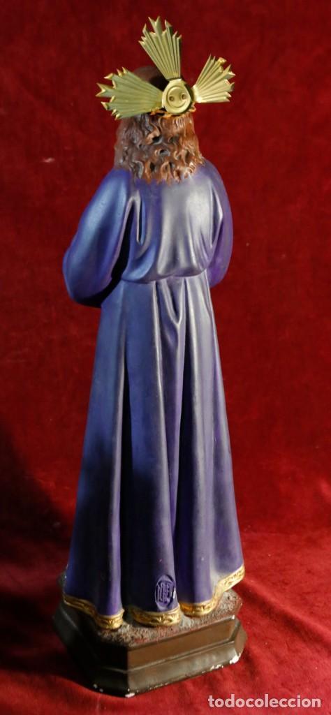 Arte: Cristo de Medinaceli de 55 cm de altura, sellado Cintas - Foto 6 - 133789318