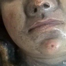 Arte: ANGEL TALLA EN MADERA SIGLO XVIII. Lote 134441982