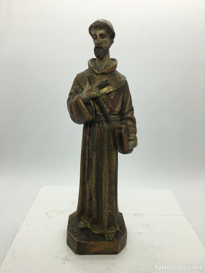 ESCULTURA TALLA MADERA (Arte - Arte Religioso - Escultura)