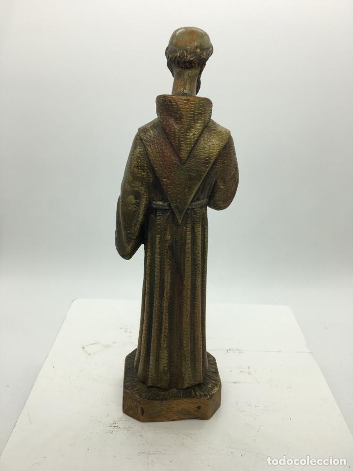 Arte: Escultura talla madera - Foto 4 - 136359026