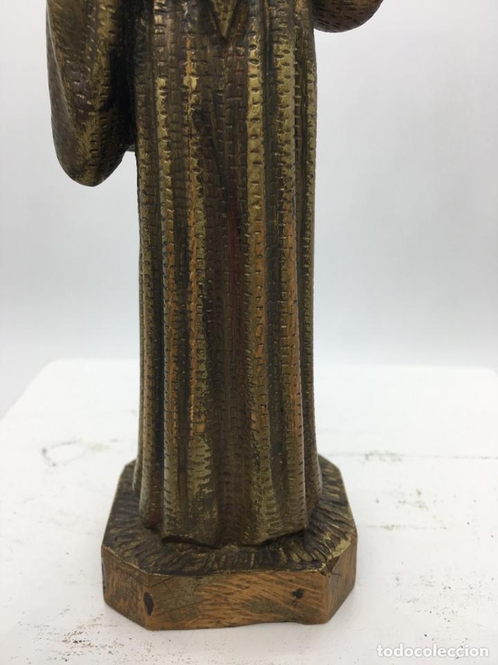 Arte: Escultura talla madera - Foto 6 - 136359026