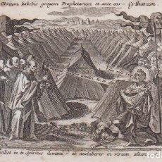 Arte: GRABADO DE LOS HERMANOS KLAUBER. SIGLO XVIII. GUILLERMO DE AQUITANIA. Lote 133378586