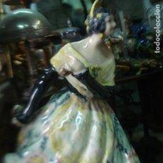 Arte: MAGNÍFICA PORCELANA DE PEYRO CON MARCAS GRANDES MEDIDAS. Lote 136710998