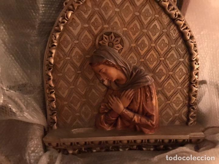 Arte: Impresionante Capilla con imagen de la Virgen - Foto 3 - 137245900