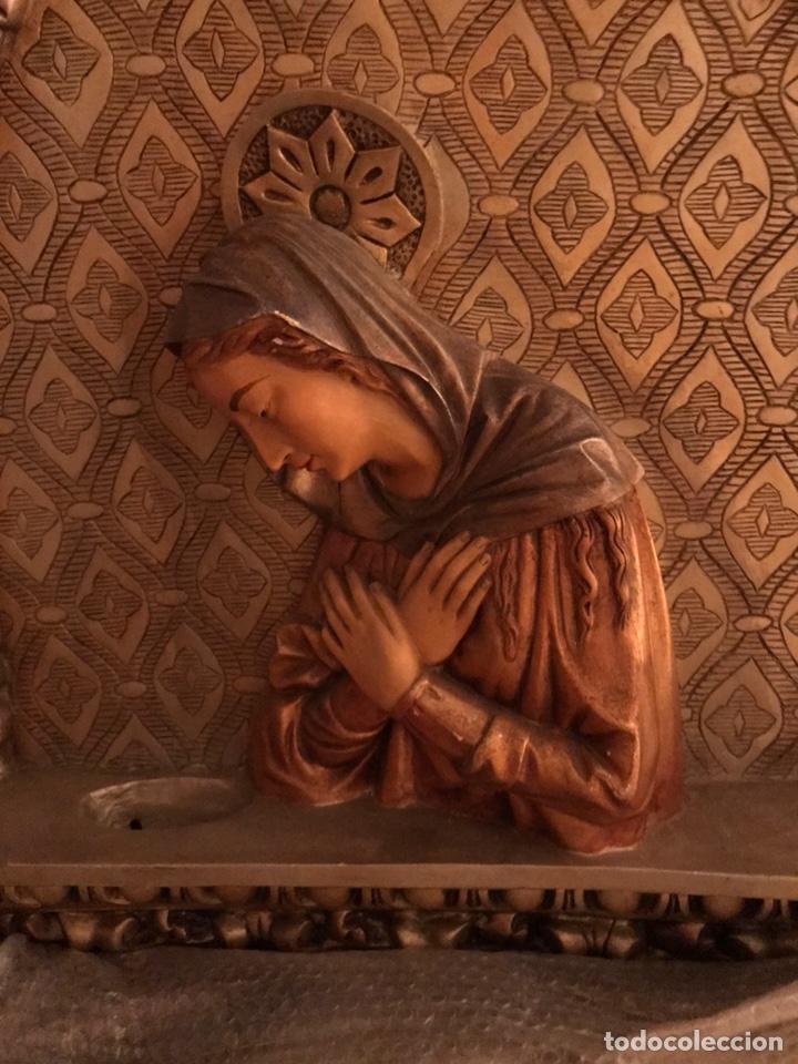 Arte: Impresionante Capilla con imagen de la Virgen - Foto 5 - 137245900