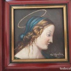 Arte: ÓLEO SOBRE TABLA ANTONIO AGUILAR CASADO . Lote 137324466