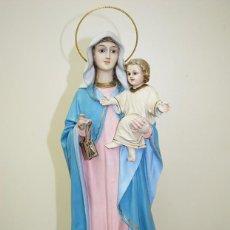 Arte: IMAGEN RELIGIOSA VIRGEN DEL ROSARIO. Lote 137387494