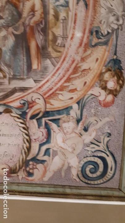 Arte: Antiguo pergamino miniado - Foto 5 - 137568286