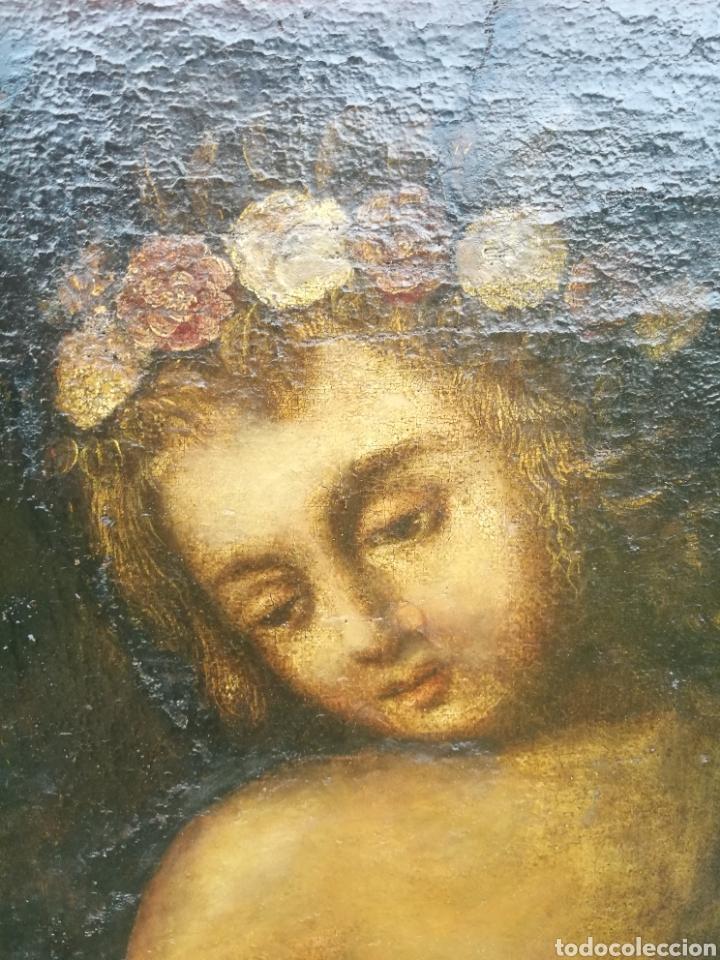Arte: Pintura óleo siglo XVII.XVIII - Foto 2 - 138216133