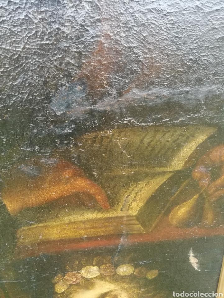 Arte: Pintura óleo siglo XVII.XVIII - Foto 3 - 138216133