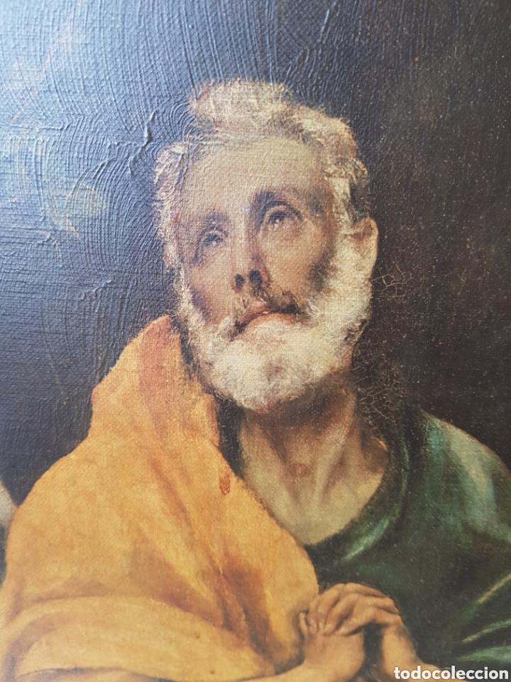 Arte: Santiago el Mayor, El Greco. Lágrimas de San Pedro. - Foto 2 - 138302920