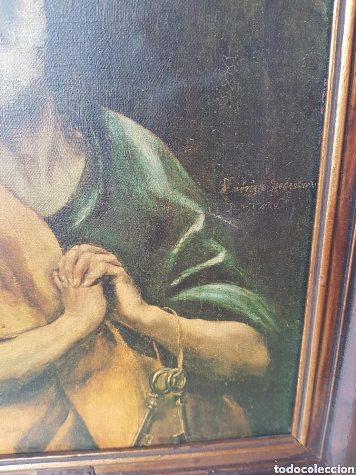 Arte: Santiago el Mayor, El Greco. Lágrimas de San Pedro. - Foto 4 - 138302920