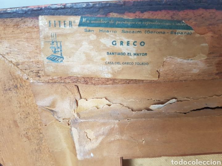 Arte: Santiago el Mayor, El Greco. Lágrimas de San Pedro. - Foto 6 - 138302920