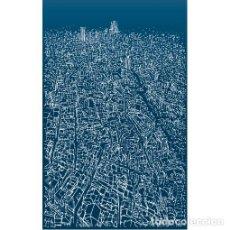 Arte: LITOGRAFIA MADRID AEREO UNO-JORGE ARRANZ XL. Lote 138835942