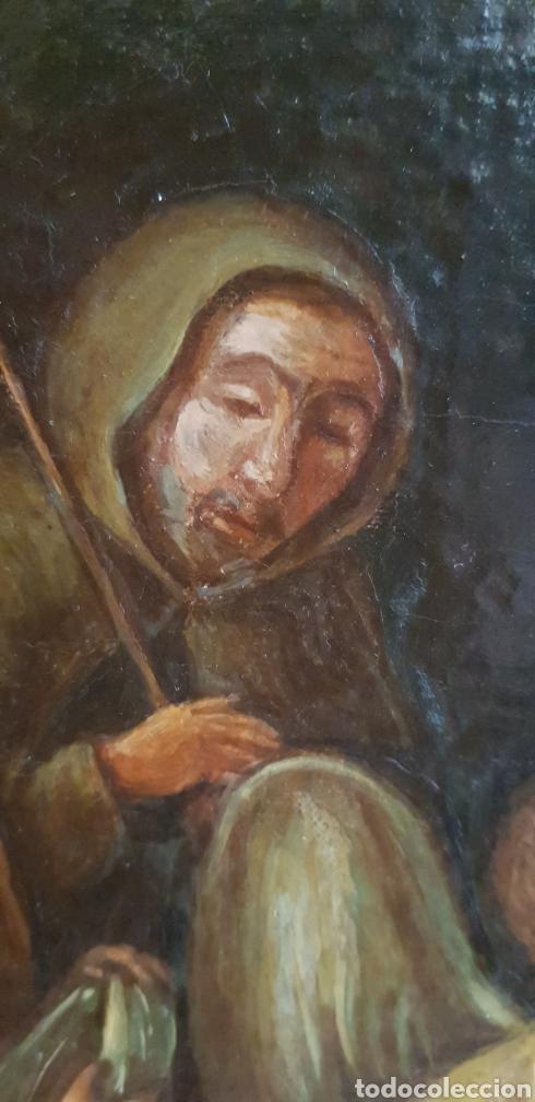 Arte: Oleo en lienzo siglo xix - Foto 15 - 133777373