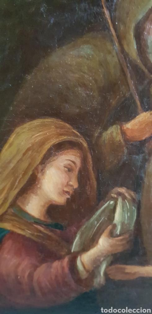 Arte: Oleo en lienzo siglo xix - Foto 16 - 133777373