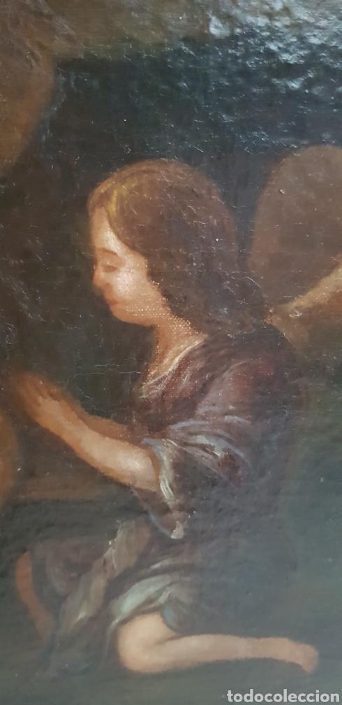 Arte: Oleo en lienzo siglo xix - Foto 17 - 133777373