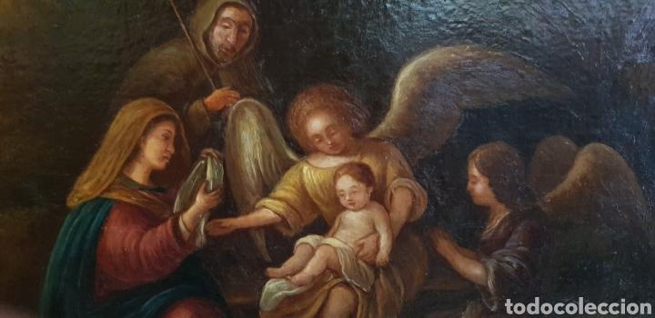 Arte: Oleo en lienzo siglo xix - Foto 18 - 133777373