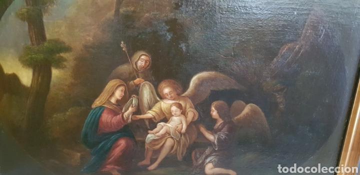 Arte: Oleo en lienzo siglo xix - Foto 19 - 133777373
