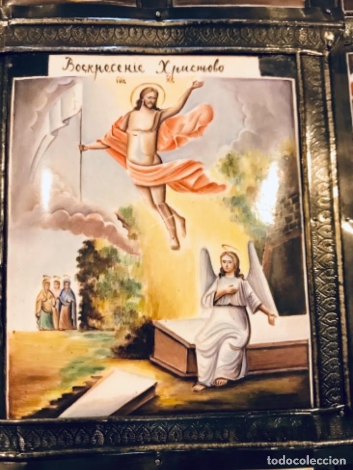 Arte: Icono ortodoxo - Foto 3 - 139984978