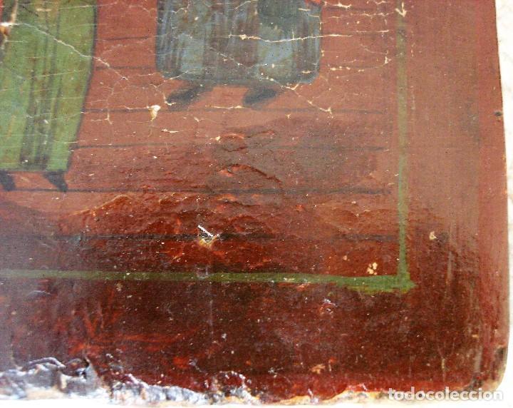 Arte: LA PRESENTACION DE LA VIRGEN - Foto 5 - 140066098