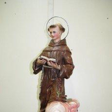 Arte: FIGURA RELIGIOSA SAN ANTONIO. Lote 140238510