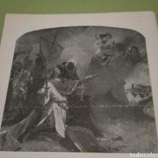 Arte: HERMANDAD DE CABALLEROS DE SAN FERNANDO ORDEN DE CULTOS 1946. Lote 140304504