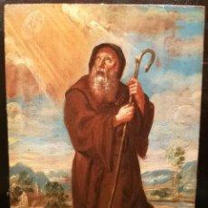Arte: SAN FRANCISCO DE PAULA ATRIBUIDO A VICENTE LOPEZ PORTAÑA (1772-1850). Lote 140315302