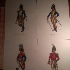 Arte: 4 LITOGRAFIAS DE FERNANDEZ RIVAS. Lote 140737946