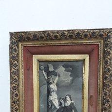 Arte: ANTIGUO CUADRO DE JESUS. Lote 140755309