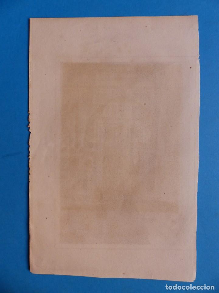 Arte: SEVILLA, ALCAZAR - PRECIOSO GRABADO - AÑOS 1860-1890 - Foto 8 - 140912406