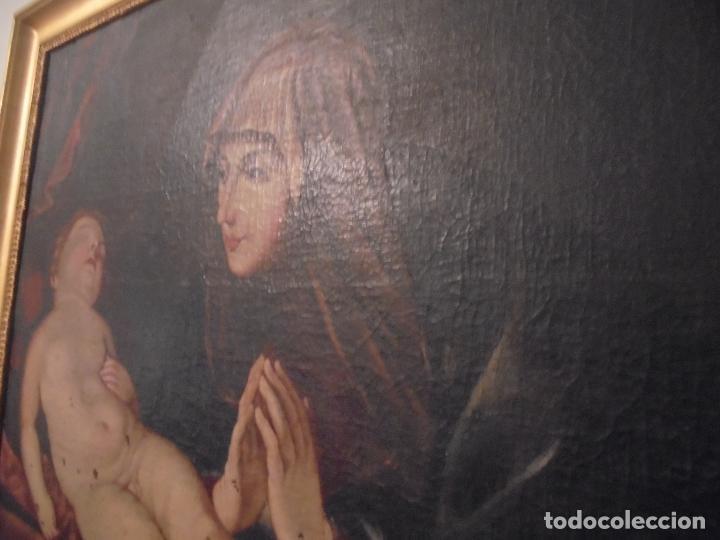 Arte: La Virgen y el niño. - Foto 2 - 142158538