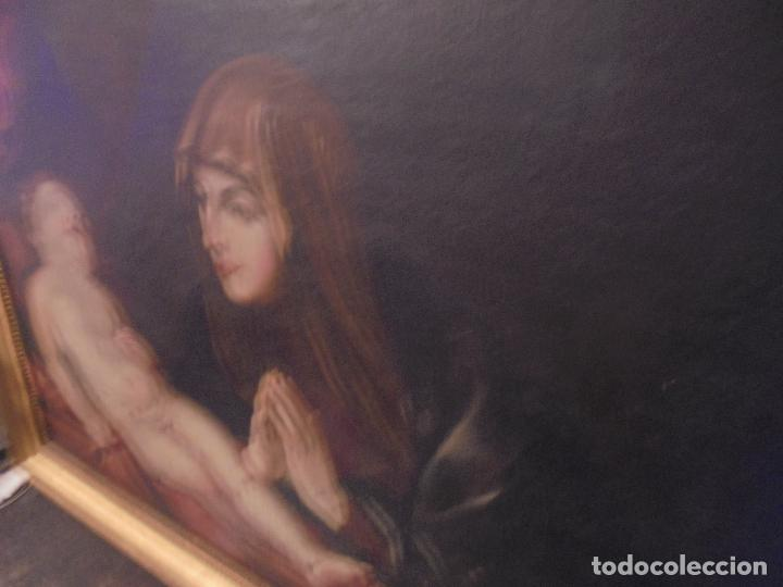 Arte: La Virgen y el niño. - Foto 3 - 142158538
