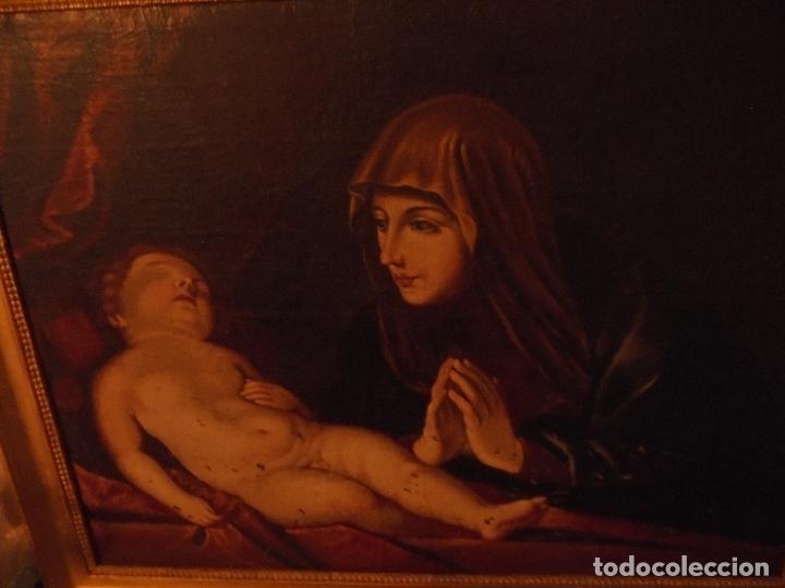 Arte: La Virgen y el niño. - Foto 4 - 142158538