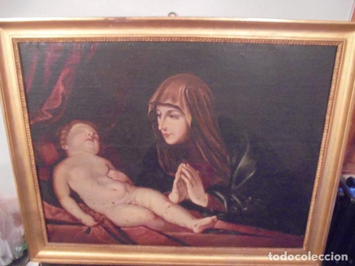Arte: La Virgen y el niño. - Foto 49 - 142158538