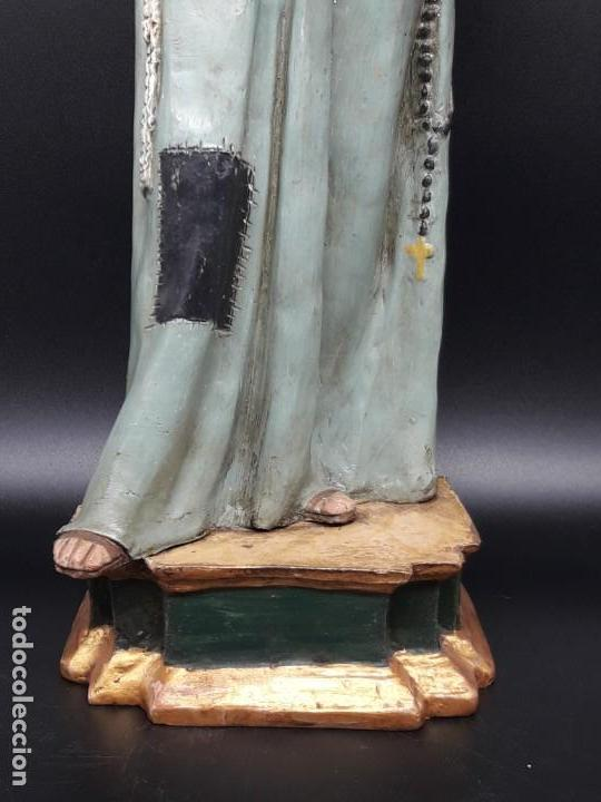 Arte: Escultura terracota San Antonio con niño - Foto 3 - 142440542
