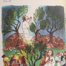 Arte: EL MONTE DE LOS OLIVOS, OBRA DE PIERRE MONNERAT (1917-2005). Lote 142585310