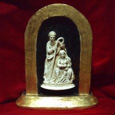 Arte - Precioso nacimiento tallado en hueso - 142978286
