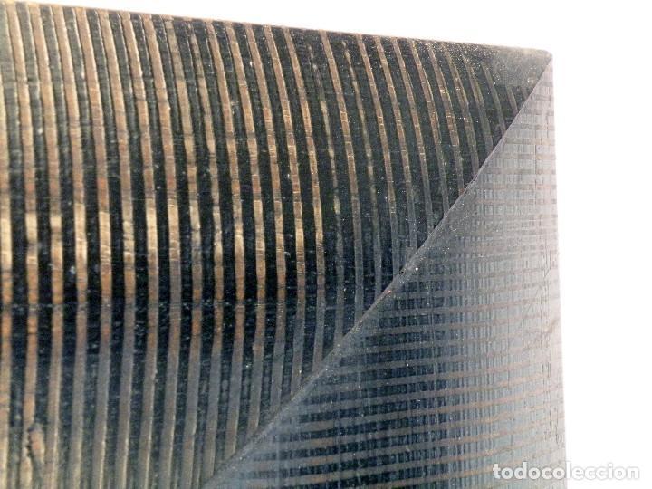 Arte: CUADRO DE TABLA PINTADA AL OLEO MOTIVO PAISAJE VENECIANO - Foto 6 - 143224146
