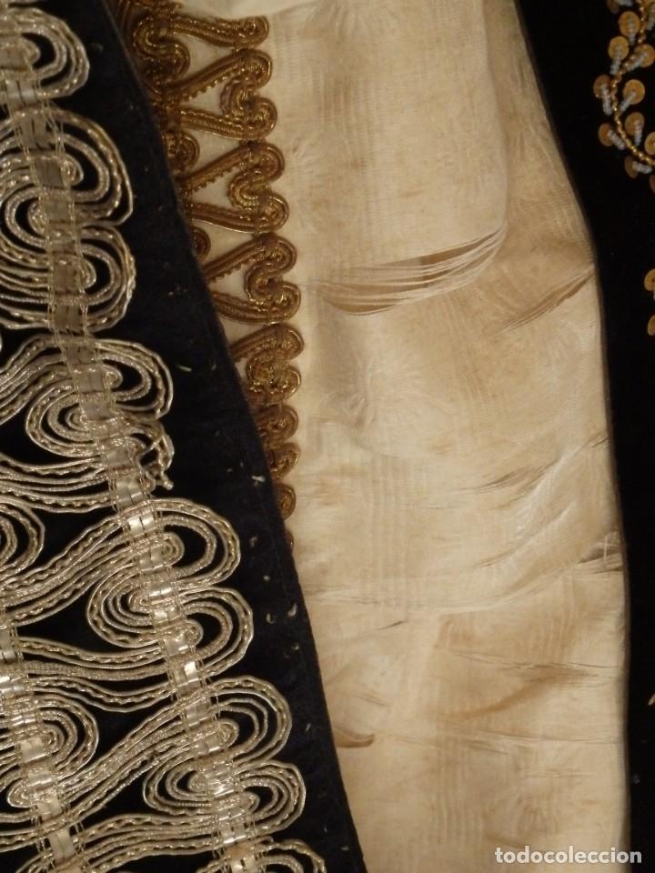 Arte: San Pedro Mártir. Imagen vestidera o cap i pota en madera tallada. 98 cm. Siglo XVIII. - Foto 26 - 143340742