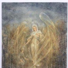 Arte: DIBUJO ORIGINAL RELIGIOSO DE DANUTA PIATKOWIAK. Lote 43336414