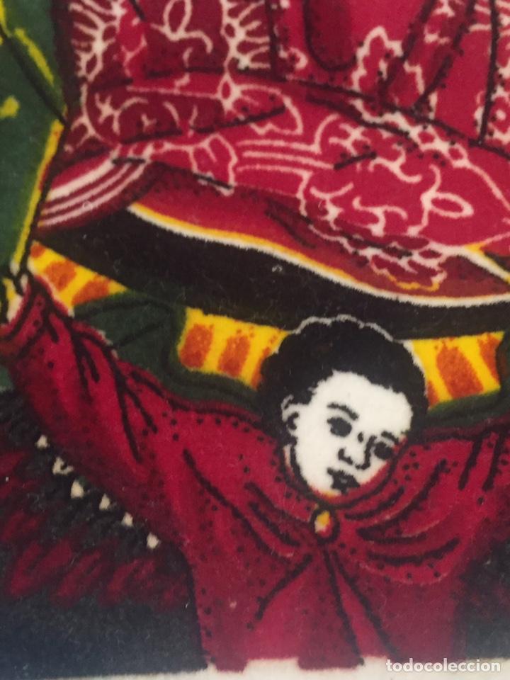 Arte: Virgen sobre tela pintada a mano o impresa?? - Foto 4 - 144221737