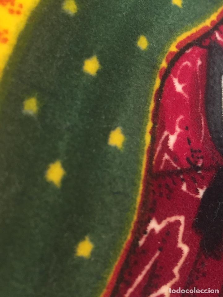 Arte: Virgen sobre tela pintada a mano o impresa?? - Foto 6 - 144221737