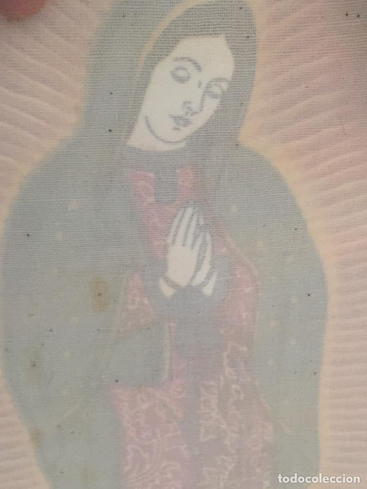 Arte: Virgen sobre tela pintada a mano o impresa?? - Foto 7 - 144221737