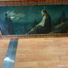 Arte: CUADRO ANTIGUO RELIGIOSO. Lote 146018033