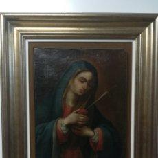 Arte: VIRGEN DOLOROSA. SXVIII. ANONIMO. Lote 146272192
