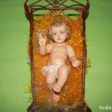Arte: NIÑO JESUS EL ARTE CHRISTIANO DE OLOT. Lote 146597558