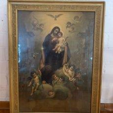 Arte: CUADRO RELIGIOSO. Lote 147044888